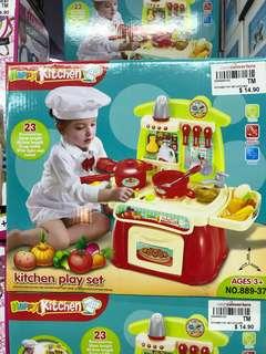 Happy Kitchen Toys