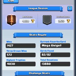 Clash Royale All Cards Collected