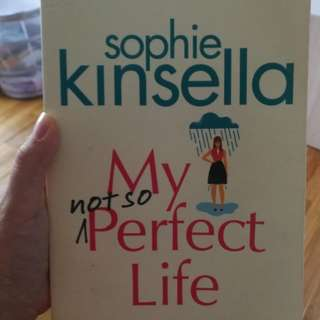 My Not so perfect life Sophie Kinselle