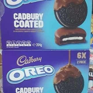 Cadbury Coated Oreo