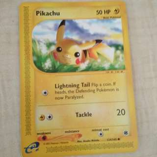 Authentic Pokemon card