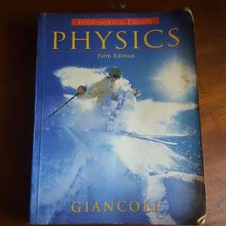 Physics by Giancoli