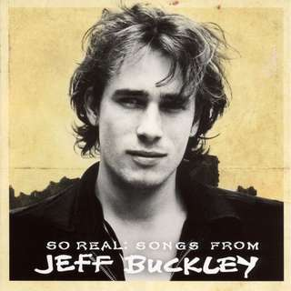 Jeff Buckley ‎So Real: Songs From Jeff Buckley cd