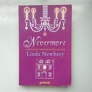 Nevermore English Novel