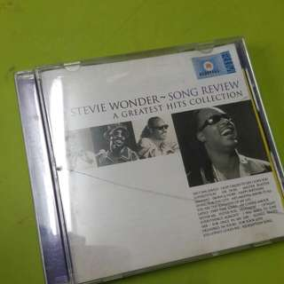 STEVIE WONDER song review