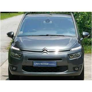 Citroen Grand C4 Picasso Diesel 1.6 Auto BlueHDi 120 EAT6