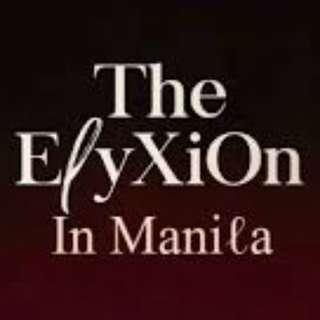 EXO Manila Lower Box Standing!