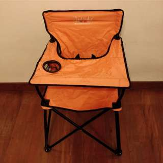 [FREE DELIVERY] Ciao Baby Portable High Chair
