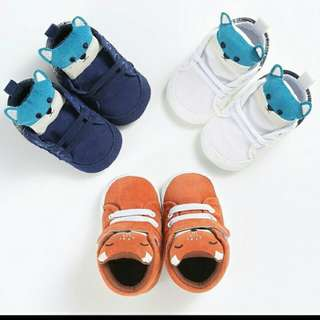 baby anti slip soft sole cotton.sneaker