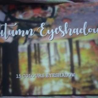 Detail Autumn Eyeshadow