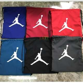 Jordan String Bag