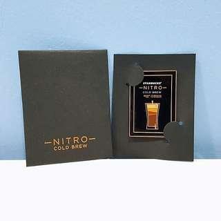 Starbucks Nitro Cold Brew Magnet