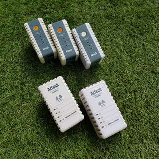 Aztech Wireless Home Plug AV