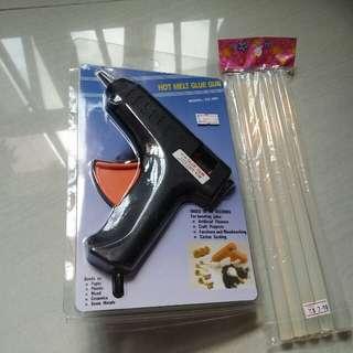 Glue Gun with Glue Stick