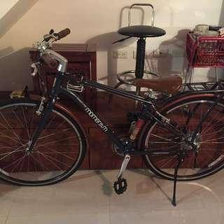 代友PO售捷安特復古腳踏車