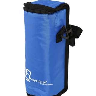 Fridge-To-Go Freezer Storage Cooler