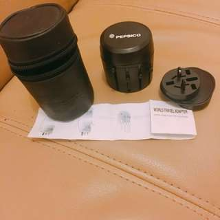 World Travel Adapter (covers more than 150 countries)