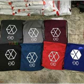 EXO String Bag