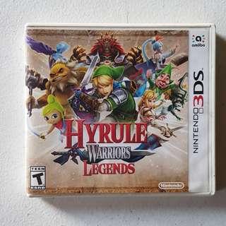 Nintendo 3DS Hyrule Warrior Legends Free Ship