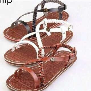 Roxy braided Sandals