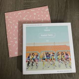 TWICE PAGE TWO THAILAND EDITION