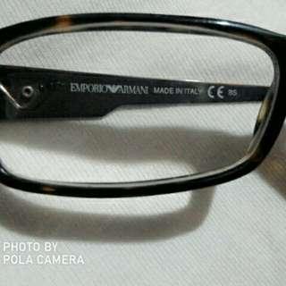 Eye glass frame made in Italy