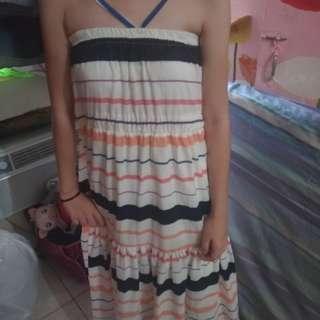 summer dress long