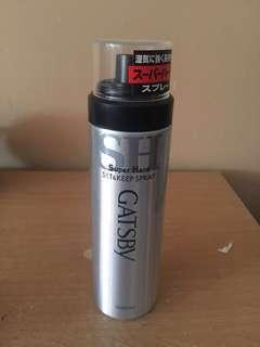 Gatsby Spray (Set and Keep Spray, Super Hard)