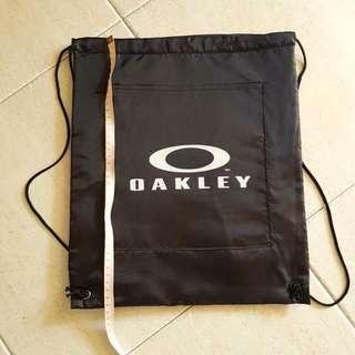 Oakley drawstring bag 40cm x 34cm