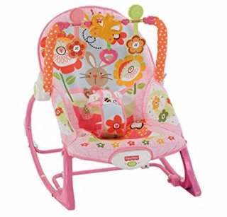 Fisher Price Baby Rocker (Pink)