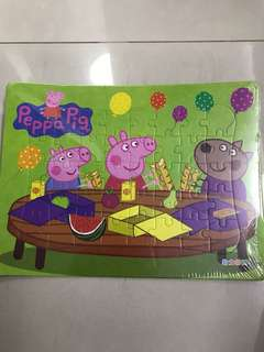 Peppa Pig Board Puzzle