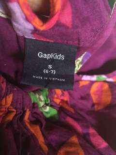 Gap Kids Girl Dress (no nego)