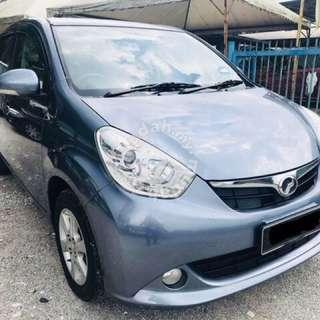 2012 Perodua Myvi 1.3 (A) Ezi Tiptop
