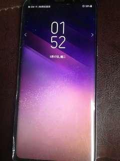 Samsung S8+ 64gb Grey