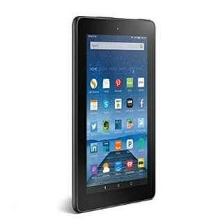 "Amazon 7"" Display Fire Tablet, Wifi, 8Gb, Black"