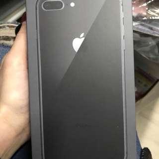 IPhone 8 Plus 太空灰 256GB
