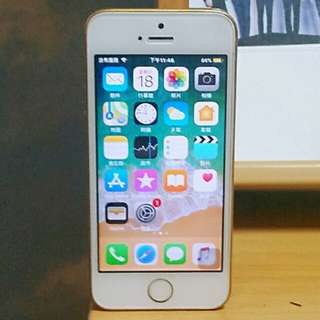 🚚 92% New Iphone 5S Gold