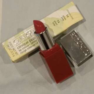 Clinique Pop - Lip Colour and Primer - Plum 14 - 2.3G