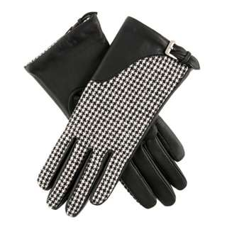 DENTS Ladies' Touchscreen Leather Gloves