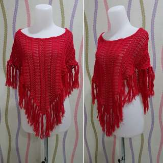 Repriced! Red Poncho