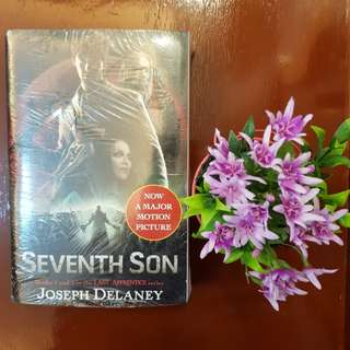 Seventh Son book