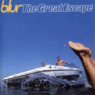 Blur ‎The Great Escape cd