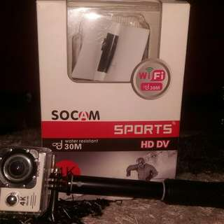 SOCAM 4K Ultra HD