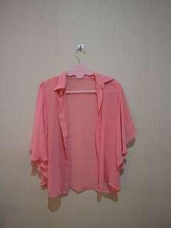 Pink Shirt / Outer