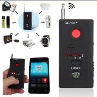 NEW Anti-Spy Wifi Hidden Camera / RF Signal Bug Detector / Laser Lens GSM Device Finder Counter Spy Cam Peeping Toms Anti-Spy Wifi Hidden Camera / RF Signal Bug Detector / Laser Lens GSM Device Finder Counter Spy Cam Peeping Tom