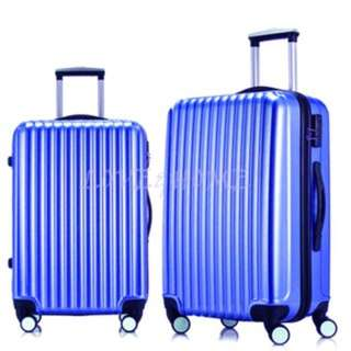 Classic Style Travel Luggage 2 in 1