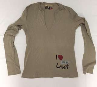 See by Chole slim-cut Pullover