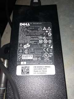 Dell charger/adapter (3 types,refer to images)