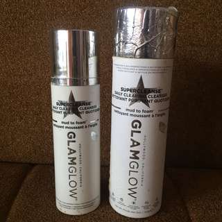 GLAM GLOW FACE WASH SUPERMUD