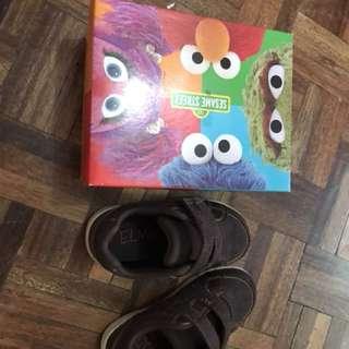 Elmo rubber shoes